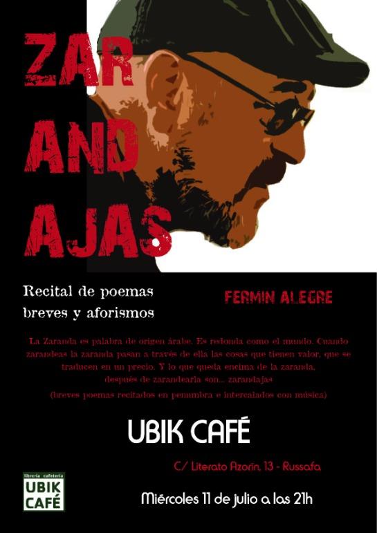 Ubik-Café, Valencia, 11-7-2012