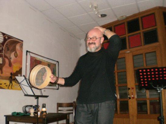 Clausura de las XIII Jornadas Libertarias de CGT en Arte&Facto, Valencia, 16-12-201116-12-2011)