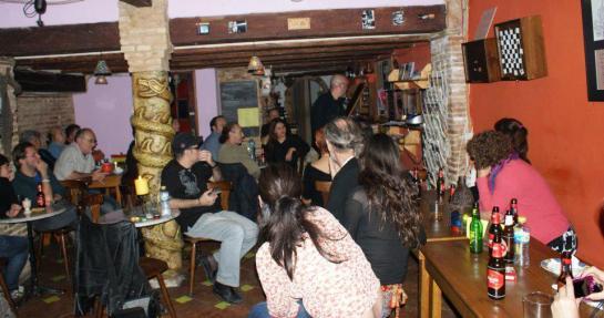Lliberia Sahiri, Valencia, 3-10-2011