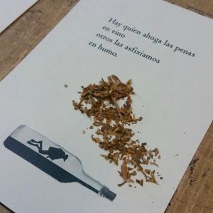 zarandaja del humo